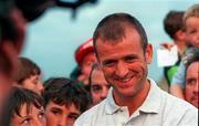Mayo manager John Maughan. Photo by Brendan Moran/Sportsfile