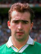Johnny Dooley of Offaly. Photo by David Maher/Sportsfile
