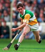 Johnny Pilkington of Offaly. Photo by Ray McManus/Sportsfile