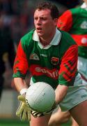 Kenneth Mortimer of Mayo. Photo by Brendan Moran/Sportsfile