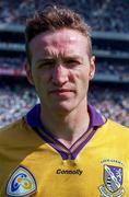 Larry Murphy of Wexford. Photo by Brendan Moran/Sportsfile