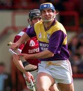 Larry O'Gorman of Wexford. Photo by Ray McManus/Sportsfile