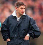 Cavan manager Martin McHugh. Photo by Brendan Moran/Sportsfile