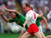 Peter Canavan of Tyrone. Photo by David Maher/Sportsfile
