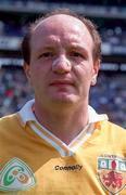 Terence McNaughton of Antrim. Photo by Brendan Moran/Sportsfile