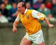11 May 1997; Terence McNaughton of Antrim during the National Hurling League Division 2 match between Dublin and Antrim at Parnell Park in Dublin. Photo by Ray McManus/Sportsfile