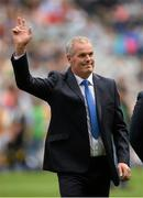 7 September 2014; Ken Hogan of the Tipperary Jubilee team of 1989, is introduced to the crowd before the senior match. GAA Hurling All Ireland Senior Championship Final, Kilkenny v Tipperary. Croke Park, Dublin. Picture credit: Piaras Ó Mídheach / SPORTSFILE