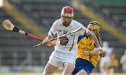 13 September 2014; Liam Power, Kildare, in action against Conor Coyle, Roscommon. Bord Gáis Energy GAA Hurling Under 21 All-Ireland 'B' Championship Final, Roscommon v Kildare. Semple Stadium, Thurles, Co. Tipperary. Picture credit: Ray McManus / SPORTSFILE