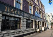 16 September 2014; A general view of Hayes Hotel, the birthplace of the GAA. Thurles, Co. Tipperary. Picture credit: Brendan Moran / SPORTSFILE