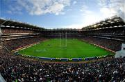 11 February 2007; A general view of the first rugby international game at Croke Park. RBS Six Nations Rugby Championship, Ireland v France, Croke Park, Dublin. Picture Credit: Brendan Moran / SPORTSFILE