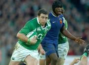 11 February 2007; Marcus Horan, Ireland. RBS Six Nations Rugby Championship, Ireland v France, Croke Park, Dublin. Picture Credit: Matt Browne / SPORTSFILE