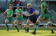 20 September 2014; Jeremy Loughman, Leinster. Under 20 Interprovincial, Connacht v Leinster. The Sportsground, Galway. Picture credit: Diarmuid Greene / SPORTSFILE