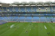 20 March 2007; A general view of Croke Park during Republic of Ireland squad training. Croke Park, Dublin. Picture credit: Brian Lawless / SPORTSFILE