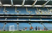 20 March 2007; Republic of Ireland players during squad training. Croke Park, Dublin. Picture credit: David Maher / SPORTSFILE