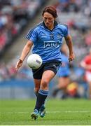 28 September 2014; Lindsay Peat, Dublin. TG4 All-Ireland Ladies Football Senior Championship Final, Cork v Dublin. Croke Park, Dublin. Picture credit: Brendan Moran / SPORTSFILE
