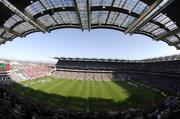 24 March 2007; A general view of Croke Park at the start the game. 2008 European Championship Qualifier, Republic of Ireland v Wales, Croke Park, Dublin. Picture credit: Paul Mohan / SPORTSFILE *** Local Caption ***