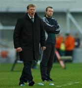 24 March 2007; Republic of Ireland manager Steve Staunton during the game. 2008 European Championship Qualifier, Republic of Ireland v Wales, Croke Park, Dublin. Picture credit: David Maher / SPORTSFILE