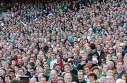 24 March 2007; Republic of Ireland supporters watch on during the game. 2008 European Championship Qualifier, Republic of Ireland v Wales, Croke Park, Dublin. Picture credit: David Maher / SPORTSFILE
