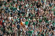24 March 2007; A general view of the crowd at the game. 2008 European Championship Qualifier, Republic of Ireland v Wales, Croke Park, Dublin. Picture credit: Paul Mohan / SPORTSFILE *** Local Caption ***