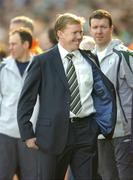 24 March 2007; Republic of Ireland manager Steve Staunton before the match. 2008 European Championship Qualifier, Republic of Ireland v Wales, Croke Park, Dublin. Picture credit: Brian Lawless / SPORTSFILE
