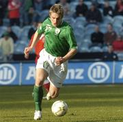 24 March 2007; Kevin Doyle, Republic of Ireland. 2008 European Championship Qualifier, Republic of Ireland v Wales, Croke Park, Dublin. Picture credit: Matt Browne / SPORTSFILE