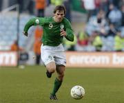 24 March 2007; Kevin Kilbane, Republic of Ireland. 2008 European Championship Qualifier, Republic of Ireland v Wales, Croke Park, Dublin. Picture credit: Matt Browne / SPORTSFILE