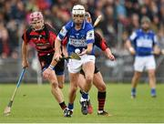 5 October 2014; Michael Gaffney, Mount Sion, in action against Shane O'Sullivan and Barry O'Sullivan, Ballygunner. Waterford County Senior Hurling Championship Final, Ballygunner v Mount Sion. Walsh Park, Waterford. Picture credit: Matt Browne / SPORTSFILE