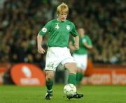 28 March 2007; Paul McShane, Republic of Ireland. 2008 European Championship Qualifier, Republic of Ireland v Slovakia, Croke Park, Dublin. Picture credit: Matt Browne / SPORTSFILE