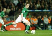 28 March 2007; Richard Dunne, Republic of Ireland. 2008 European Championship Qualifier, Republic of Ireland v Slovakia, Croke Park, Dublin. Picture credit: Matt Browne / SPORTSFILE