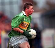 28 November 1999; Tomás Ó Sé of Kerry during the Church & General National Football League match between Dublin and Kerry at Parnell Park in Dublin. Photo by Aoife Rice/Sportsfile