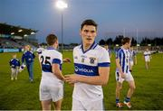 18 October 2014; Diarmuid Connolly, St Vincent's, following his side's victory. Dublin County Senior Football Championship, Semi-Final, St Vincent's v Ballyboden St Enda's. Parnell Park, Dublin. Picture credit: Stephen McCarthy / SPORTSFILE