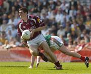 15 April 2007; Niall Coyne, Galway, in action against Alan Dillon, Mayo. Allianz National Football League Semi - Final, Division 1, Mayo v Galway, Croke Park, Dublin. Picture credit; Matt Browne / SPORTSFILE
