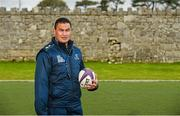21 October 2014; Connacht head coach Pat Lam after a press conference ahead of their European Rugby Challenge Cup, Pool 2, Round 2, match against Exeter Chiefs on Saturday. The Sportsground, Galway. Picture credit: Diarmuid Greene / SPORTSFILE