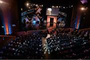24 October 2014; A general view of the 2014 GAA GPA All-Star Awards, sponsored by Opel. Convention Centre, Dublin.  Picture credit: Brendan Moran / SPORTSFILE