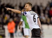 24 October 2014; Stephen O'Donnell, Dundalk. SSE Airtricity League Premier Division, Dundalk v Cork City, Oriel Park, Dundalk, Co. Louth. Picture credit: Ramsey Cardy / SPORTSFILE