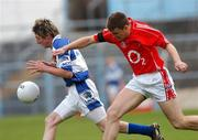 5 May 2007; Craig Rogers, Laois, in action against David Limerick, Cork. Cadbury All-Ireland U21 Football Final, Cork v Laois, Semple Stadium, Thurles. Picture credit: Paul Mohan / SPORTSFILE