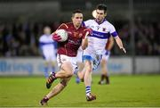 27 October 2014; Declan Lally, St Oliver Plunketts Eogha Ruadh, in action against Mick Concarr, St Vincent's. Dublin County Senior Football Championship Final, St Oliver Plunketts Eogha Rua v St Vincent's. Parnell Park, Dublin. Picture credit: Stephen McCarthy / SPORTSFILE