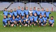 23 October 2014; The St. Mary's BNS, Booterstown,  team. Allianz Cumann na mBunscol Finals, Croke Park, Dublin. Picture credit: Pat Murphy / SPORTSFILE