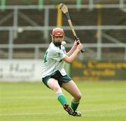 6 May 2007; Niamh Mulcahy, Limerick. Camogie National League Division 1B Final, Cork v Limerick, Nowlan Park, Co. Kilkenny. Picture credit: Matt Browne / SPORTSFILE