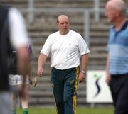 22 May 2007; Antrim Hurling joint manager Terence McNaughton. Antrim Hurling Media Evening, Casement Park, Belfast, Co. Antrim. Picture credit: Oliver McVeigh / SPORTSFILE