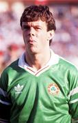David O'Leary, Republic of Ireland, Soccer. Picture credit; Ray McManus/SPORTSFILE