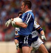 18th July 1999; Ian Robertson, Dublin, Football. Picture Credit; Damien Eagers/SPORTSFILE