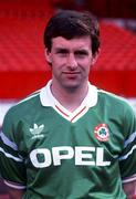 Kevin Sheedy, Republic of Ireland, Soccer.   Picture credit; Ray McManus/SPORTSFILE