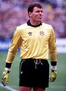 Packie Bonnar, Republic of Ireland, goalkeeper, Soccer.   Picture credit; Ray McManus/SPORTSFILE