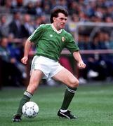 Ray Houghton, Republic of Ireland, Soccer. Picture credit; Ray McManus/SPORTSFILE