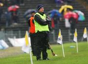 "3 June 2007; Antrim joint manager Terence ""Sambo"" McNaughton on the sideline. Guinness Ulster Senior Hurling Championship Final, Antrim v Down, Casement Park, Belfast, Co Antrim. Picture credit: Oliver McVeigh / SPORTSFILE"