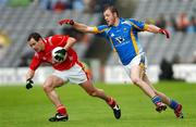3 June 2007; Peter McGinnity, Louth, in action against James Stafford, Wicklow. Bank of Ireland Leinster Senior Football Championship 2nd Replay, Louth v Wicklow, Croke Park, Dublin. Picture credit: Brian Lawless / SPORTSFILE