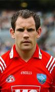 3 June 2007; Peter McGinnity, Louth captain. Bank of Ireland Leinster Senior Football Championship 2nd Replay, Louth v Wicklow, Croke Park, Dublin. Picture credit: David Maher / SPORTSFILE