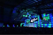 6 November 2014; A general view of the centre stage during Day 3 of the 2014 Web Summit in the RDS, Dublin, Ireland. Picture credit: Ramsey Cardy / SPORTSFILE / Web Summit