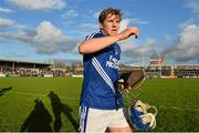 9 November 2014; Padraic Collins, Cratloe. AIB Munster GAA Hurling Senior Club Championship, Semi-Final, Cratloe v Thurles Sarsfields, Cusack Park, Ennis, Co. Clare. Picture credit: Ramsey Cardy / SPORTSFILE